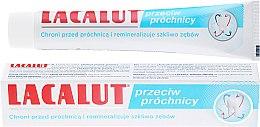 Kup Pasta do zębów przeciw próchnicy - Lacalut