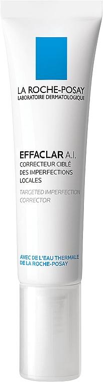 Korektor w kremie do walki z niedoskonałościami - La Roche-Posay Effaclar A.I. Targeted Imperfection Corrector — фото N1