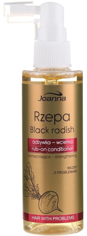 Wzmacniająca odżywka-wcierka do włosów z problemami - Joanna Turnip