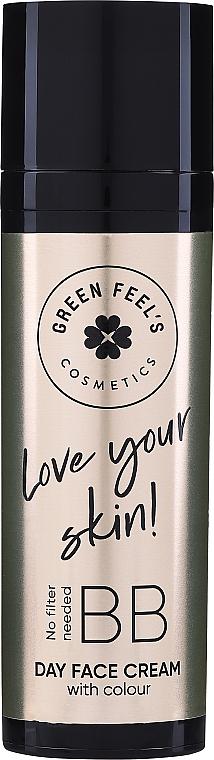 Krem BB - Green Feel's BB Matt Face Cream — фото N2