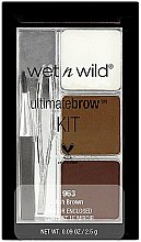Kup Zestaw do makijażu brwi - Wet N Wild Ultimate Brow Kit