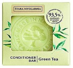 Kup Twarda odżywka do włosów Zielona herbata - Stara Mydlarnia Green Tea Conditioner Bar