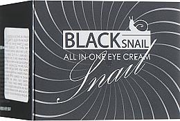 Kup Krem pod oczy z mucyną czarnego ślimaka - FarmStay All-In-One Black Snail Eye Cream