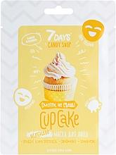 Kup Maseczka do twarzy z ekstraktami z banana i wanilii - 7 Days Candy Shop