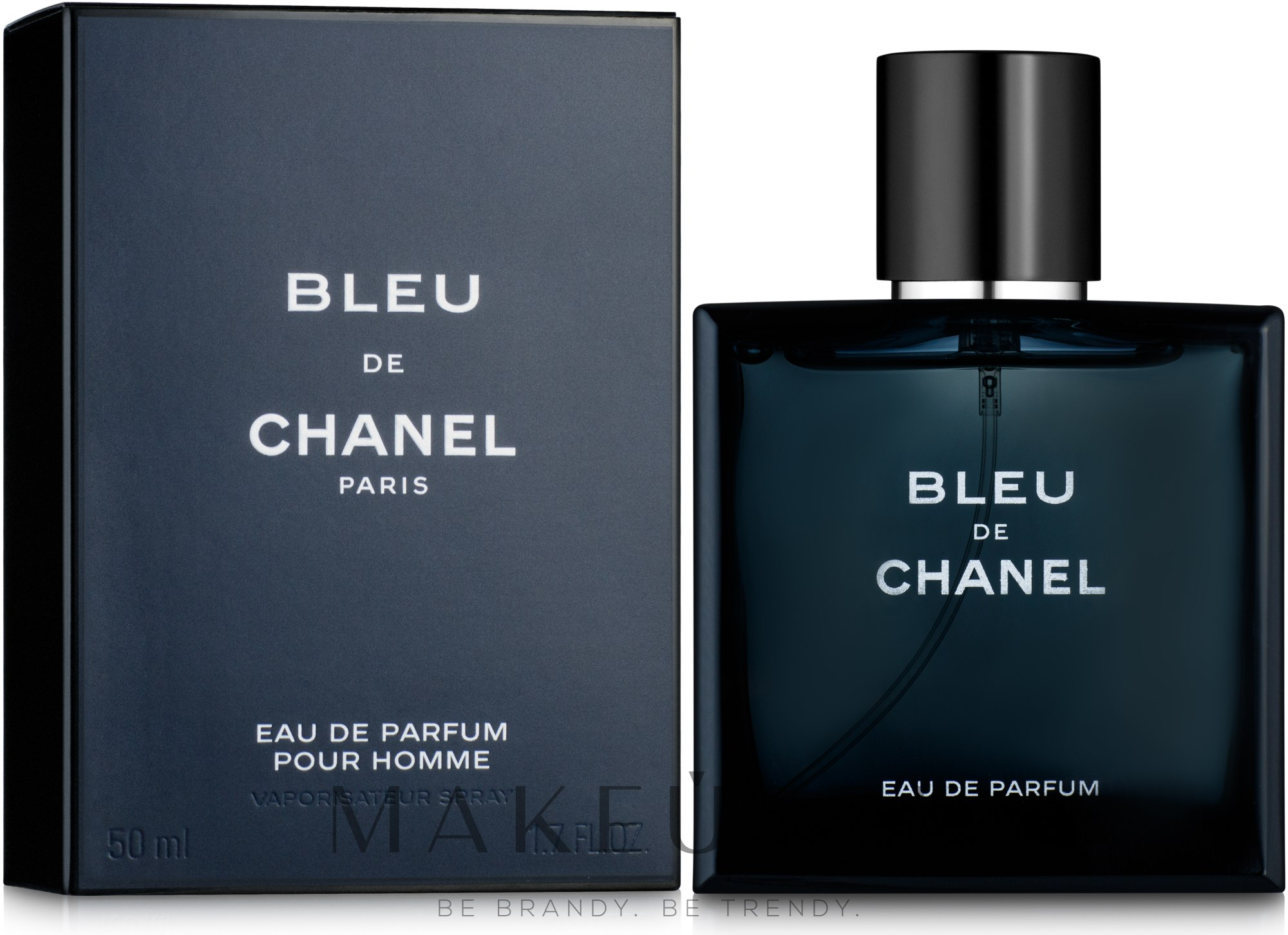 Chanel Bleu de Chanel Pour Homme - Woda perfumowana — фото 50 ml