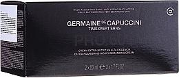 Kup Zestaw do pielęgnacji twarzy - Germaine de Capuccini Timexpert SRNS (f/cr 2 x 50 ml)