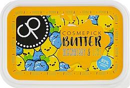 Kup Masło do ciała Jerzyna i cytryna - Cosmepick Body Butter Blackberry & Lime