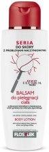 Kup Balsam do pielęgnacji ciała do skóry z problemami naczyniowymi - Floslek Naczynka Pro Dilated Capillaries Line Body Lotion