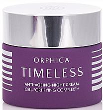 Kup Krem na noc przeciw zmarszczkom - Orphica Timeless Cell-Fortyfing Complex Anti-Ageing Night Cream