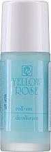 Kup Dezodorant w kulce dla mężczyzn - Yellow Rose Deodorant Blue Roll-On