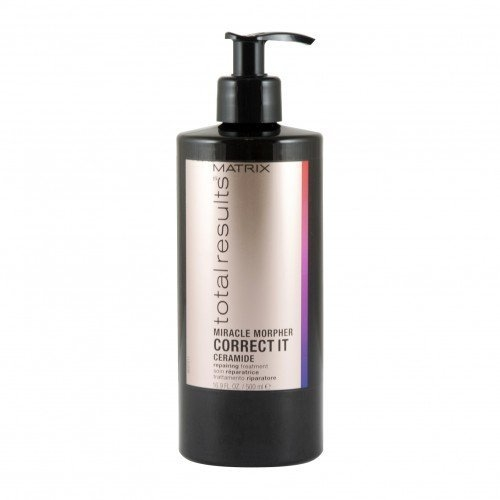 Wzmacniający koncentrat do włosów - Matrix Total Results Miracle Morpher Correct It Ceramide Repairing Treatment