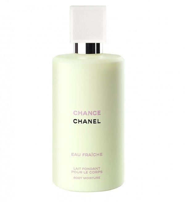 Chanel Chance Eau Fraîche - Perfumowane mleczko do ciała — фото N1