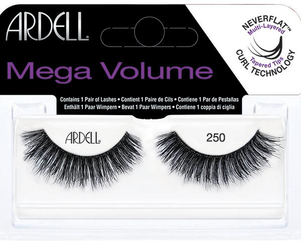 Sztuczne rzęsy - Ardell Eyelashes Mega Volume 250