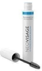 Hipoalergiczny tusz do rzęs - Dermedic Neovisage Sensitive Eye Black Mascara — фото N1