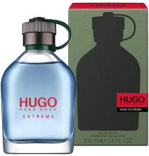 Hugo Boss Hugo Man Extreme - Woda perfumowana — фото N1