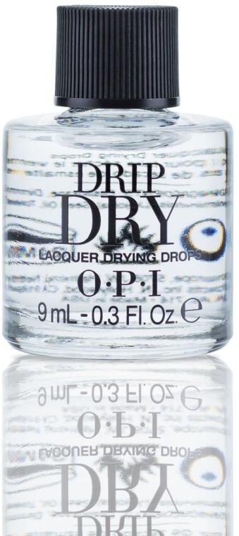 Krople przyspieszające schnięcie lakieru do paznokci - O.P.I Drip Dry Drops — фото N3