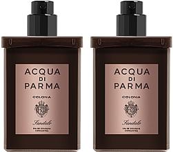 Kup Acqua Di Parma Colonia Sandalo Concentree - Zestaw (edc/refill/2x30ml)
