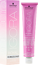 Kup PRZECENA! Pastelowa farba do włosów - Schwarzkopf Professional Igora Royal Pearlescence *