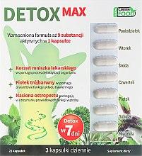 Kup Suplement diety wspomagający proces detoksykacji organizmu - Noble Health Slim Line Detox Max