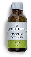 Kup Bioserum do twarzy Neem & tulsi - Orientana Bio Serum