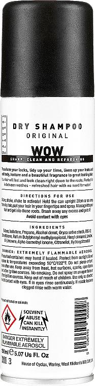 Suchy szampon - Natural Classic Original Dry Shampoo — фото N2