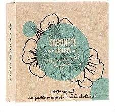 Kup Naturalne mydło w kostce Fiołek - Essências de Portugal Senses Violet Soap With Olive Oil