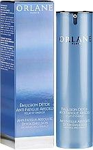 Kup Detoksykująca emulsja do twarzy przeciw zmęczeniu - Orlane Anti-Fatigue Absolute Detox Emulsion