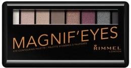 Kup Paletka cieni do powiek - Rimmel Magnif'Eyes Eyeshadow Palette