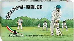 Kup Naturalne mydło w kostce Baseball - Florinda Sapone Vegetale Sport & Spezie Vegetal Soap Handmade