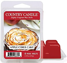 Kup Wosk zapachowy - Country Candle Apple Cider Cake Wax Melts