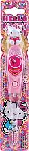 Kup Szczoteczka do zębów dla dzieci (z timerem) - VitalCare Hello Kitty