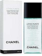 Tonik oczyszczająco-matujący - Chanel Precision Lotion Pureté — фото N1