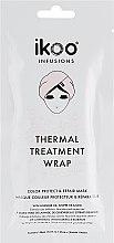 Kup Maska turban na włosy Ochrona koloru i odbudowa - Ikoo Infusions Thermal Treatment Wrap