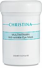 Kup Przeciwzmarszczkowa maska do okolic oczu - Christina Multivitamin Anti-Wrinkle Eye Mask