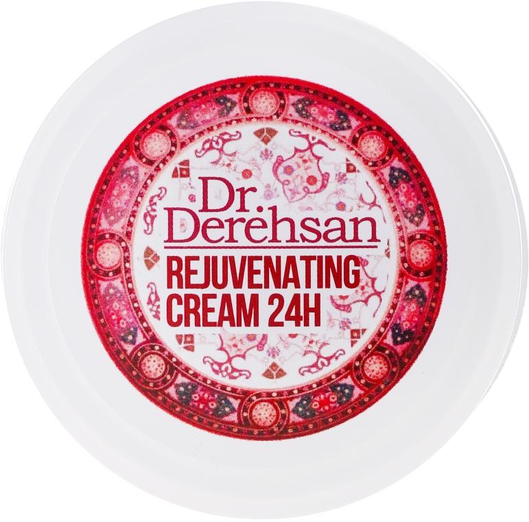 Odmładzający krem do twarzy - Dr. Derehsan Rejuvenating Cream 24h