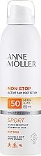 Kup Przeciwsłoneczny spray do ciała SPF 50 - Anne Möller Non Stop Active Sun Invisible Mist