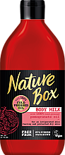 Kup Mleczko do ciała z olejem z granatu - Nature Box Pomegranate Oil Body Milk