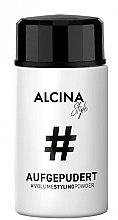 Kup Puder zwiększający objętość włosów - Alcina Style Volume Styling Powder