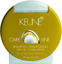 Kup Szampon Jedwabna pielęgnacja - Keune Care Line Satin Oil Shampoo