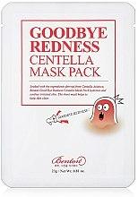 Kup Łagodząca podrażnienia maska do twarzy - Benton Goodbye Redness Centella Mask Pack