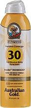 Kup Spray przeciwsłoneczny o wysokiej ochronie SPF 30 - Australian Gold Premium Coverage