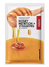 Kup Maska do twarzy - Manefit Beauty Planner Honey Nutrition + Vitalizing Mask