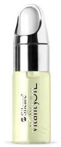 Olejek do twarzy, ciała i włosów z olejem makadamia - Silcare Vitality Oil Macadamia — фото N1