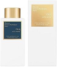 Kup Maison Francis Kurkdjian Oud Satin Mood - Perfumowany krem do ciała