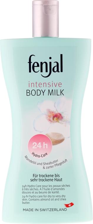 Nawilżające mleczko do ciała - Fenjal Intensive Body Milk 24H Hydro Care