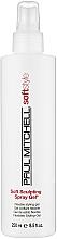Kup Delikatnie utrwalający spray do włosów - Paul Mitchell Soft Style Soft Sculpting Spray Gel