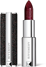 Kup PRZECENA! Lśniąca szminka do ust - Givenchy Le Rouge Night Noir *