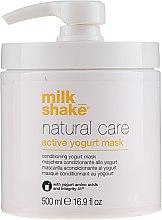 Kup Aktywna maska jogurtowa do włosów farbowanych - Milk Shake Natural Care Yogurt Mask