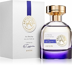 Avon Iris Fetiche - Zestaw (edp 50 ml + edp 2 x 10 ml) — фото N2