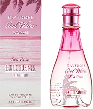 Kup Davidoff Cool Water Sea Rose Exotic Summer Limited Edition - Woda toaletowa